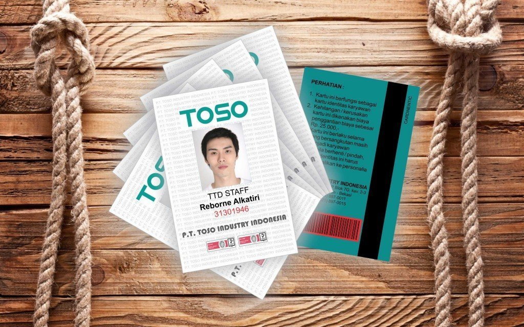 TOSO ID CARD