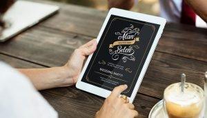 undangan pernikahan digital lebih praktis