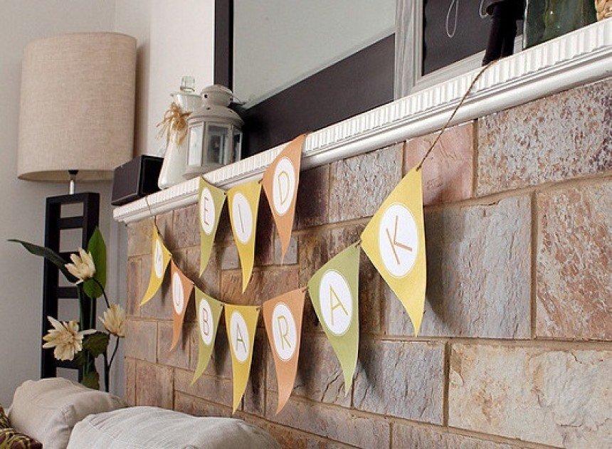 Ide Dekorasi Lebaran yang Mudah untuk Rumah Anda