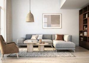 pilih dekorasi rumah gaya skandinavia yang sederhana