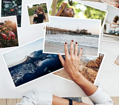 intip inspirasi cetak photo print untuk dekorasi ruangan
