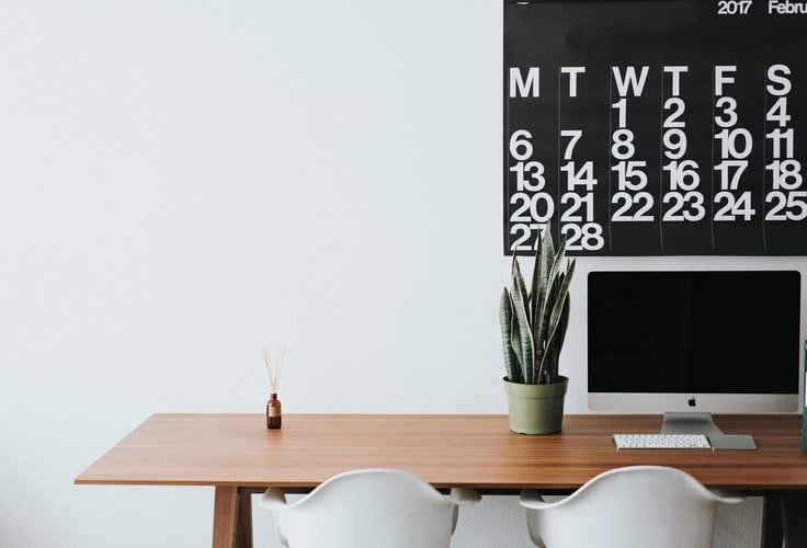 4 Pilihan Hiasan Kalender Untuk Rumah dan Kantor Anda