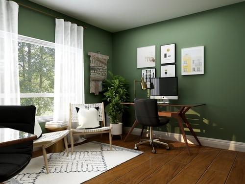 4 Langkah Mudah untuk Mendekorasi Ruang Kerja Agar Inspiratif