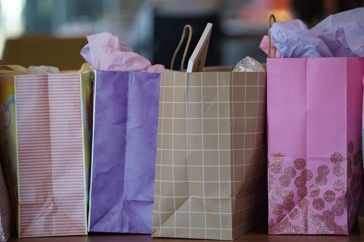 produk paper bag lebih stylish dari pl;astik